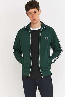 Fred Perry Ivy Taped Track Jacket *ALL SIZES AVAILABLE* £45 urbanoutfitters