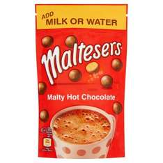 Maltesers Malty Hot Chocolate Drink 175g £1.85 or 2 for £3 at Morrisons