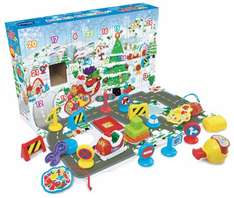VTech Toot-Toot Drivers Advent Calendar (Was £24.97) Now £15.00 C&C at Asda George