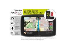TomTom GO 6200 with WiFi - Lifetime World Maps, Traffic, Handsfree - SIM and Data Included £288.99 Amazon