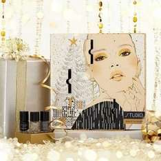 Studio London 12 Days of Christmas Beauty Calendar (was £16.00) Now £6  with FREE delivery + Double Points at Superdrug (more in 1st comment)