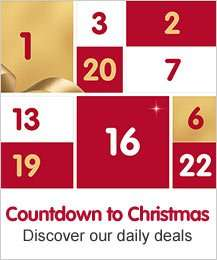 Boots No 7 and more 24 days of Christmas