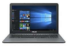 ASUS X540SA 15.6 inch Notebook £278.99 @ amazon