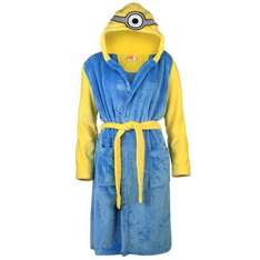Minions Character PJ Robe Ladies was £32.99 now £8.49 @ Sports Direct (+£4.99 Post & Packing or Click and &Collect also £4.99)