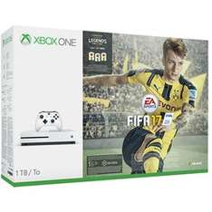 Xbox one s 1tb with FIFA 17 at GAME - £269.99