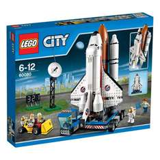 LEGO City - Spaceport - 60080 - £39.97 - Free delivery to store @ ASDA