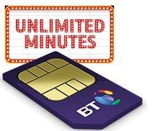 15gb 4g Data Unltd Mins Texts £20/month - BT sim only (£6/month with discounts)