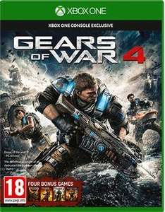 GOW 4 - £27.99 - Preowned at GAME