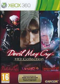 Devil may cry hd collection (360) £3.49 @Amazon prime (+ £1.99 del non Prime)