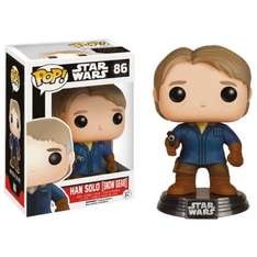 Han solo star wars funko pop £4.99 posted(first order only) at Pop In a Box with code fiveoff