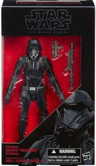 """Star Wars - The Black Series - Rogue One 6"""" figures £9.99 @ Toys R Us"""