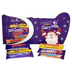 Cadbury Stocking Full Size Packs (208g) half price was £3.00 now £1.50 @ Tesco