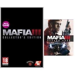 Mafia 3 Collectors Edition Xbox One & PS4 £79.99 @ Game