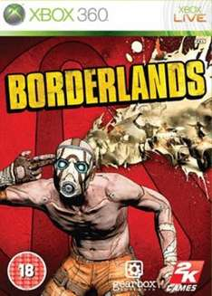 (Preowned) Borderlands £1 @ Game