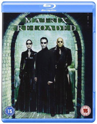Complete Matrix Trilogy [Blu-ray] £7 (Prime) @ Amazon