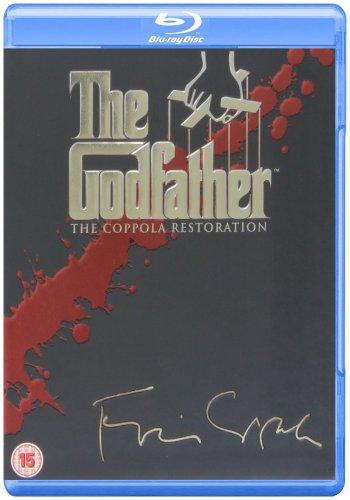 The Godfather Trilogy Coppola Restoration Blu-ray 4 Disc Box Set £6.99 Prime Amazon