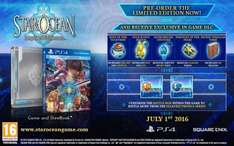 Star ocean integrity and faithlesness limited edition (PS4) £19.99 @ GAME   10% Quidco