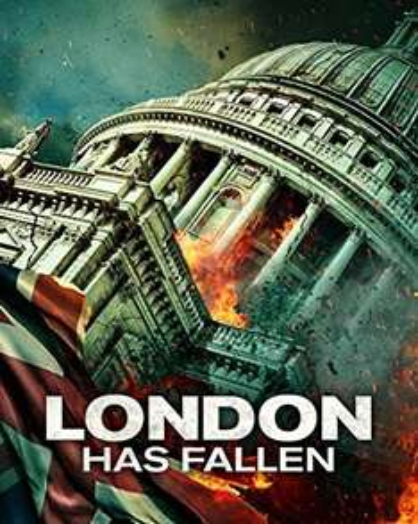 London Has Fallen Blu-ray Steelbook £11.99 Amazon Prime £13.98 not Prime