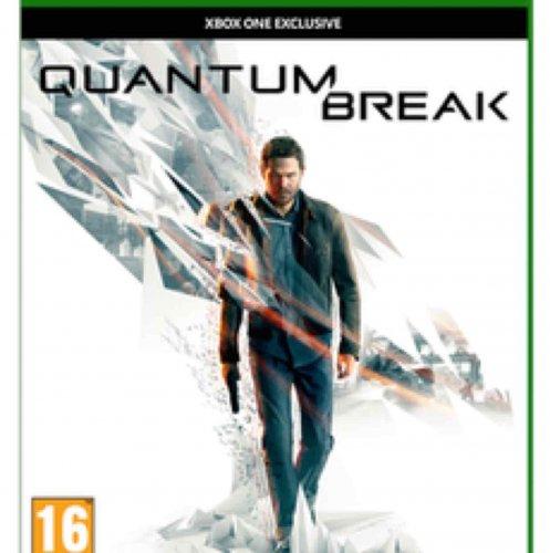 Quantum break (Xbox one) £16.19 preowned @ GAME