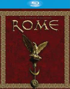 Rome The Complete Collection Box Set Blu-ray Amazon £16.01 Prime or add £1.99 delivery or free delivery over £20
