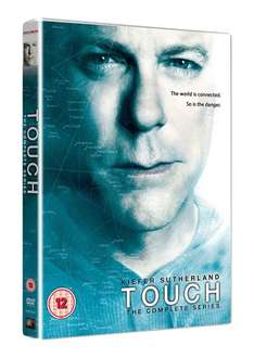 Touch - The Complete Series (6 Disc Set DVD Boxset) £10.99 free Prime Delivery or £12.98 Non-Prime @ Amazon
