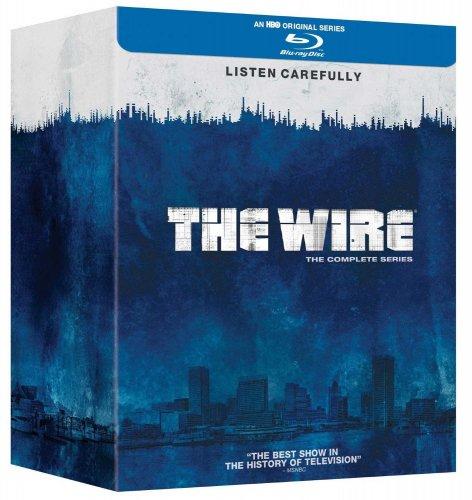 The Wire - Complete Season 1-5 BluRay £40 @ Amazon
