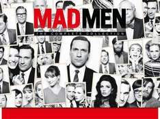 Mad Men - Complete Season 1-7 Complete Series BluRay £37.99 @ Amazon
