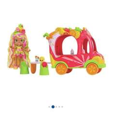 Shopkins Shoppies Juice Bar Truck with Pineapple Lilly Doll £19.99 reduced from £32.99 @ Argos