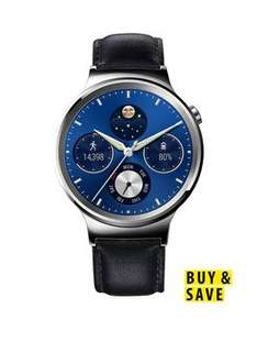 Huawei Classic Smart Watch W1 Android Wear £189.99 @ Very