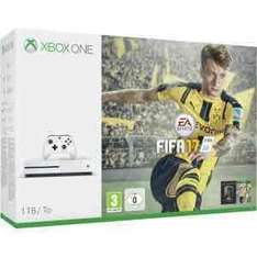 Xbox one S 1TB Fifa 17 Console at Zavvi for £259.99