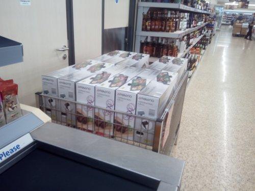 Spotted in Sretford, Manchester Aldi Teppanyaki electric table grill reduced £5.99 instore @ Aldi