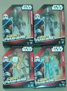 4 pack of Star Wars mashers £7.50 (£1.87 each) instore @ Tesco