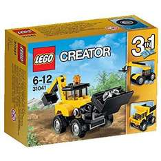 lego creator 3 in 1 construction vehicle £2.55 add on item at amazon