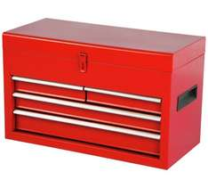 Hilka 4 Drawer Tool Chest £34.99 from £49.99 plus Quidco at Argos