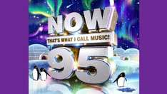 Now 95 CD for £10 (instead of £13) at Sainsbury's when you buy any chart CD but can also be used in the Nectar double up so equates to £5 worth of Nectar points