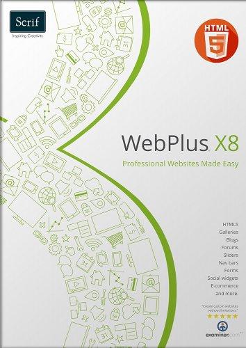WebPlus X8 [PC Download] - £20 @ Amazon