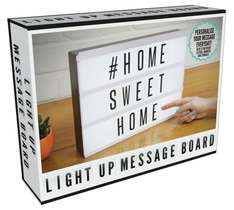 Light Box £9.99 at Argos and 10% cashback today with Quidco!