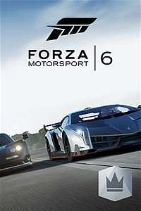 Forza Motorsport 6 VIP Pass (Xbox One) £4 @ Xbox (With Gold)