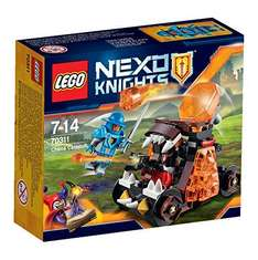 LEGO Nexo Knights 70311: Chaos Catapult - Amazon - £4.42 (free delivery with Prime)