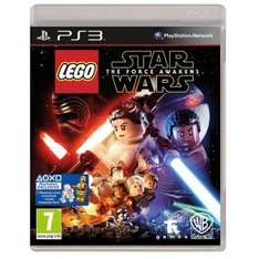 Lego Star Wars The Force Awaken PS3 - £17.99 @ MyMemory