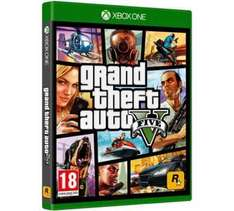 Grand Theft Auto V (Xbox One) - £24.99 @ Argos