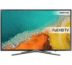 """Samsung 49"""" full hd smart led TV was £559 now £404.10 with code plus a possible 10% quidco at Argos"""