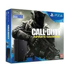 PS4 500GB CoD IW bundle with Titanfall 2 - £249.00 @ Tesco Direct