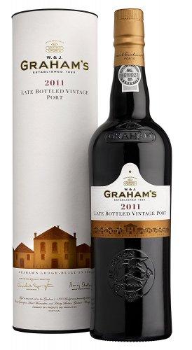 Graham's Late Bottled Vintage Port 75CL £9.00 at Asda
