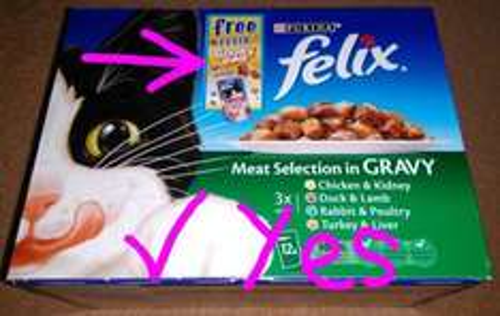 Felix Meat Selection in Gravy 12×100g pouches, two for £3.14 (£1.57 each) @ Waitrose w/MyWaitrose card + vouchers