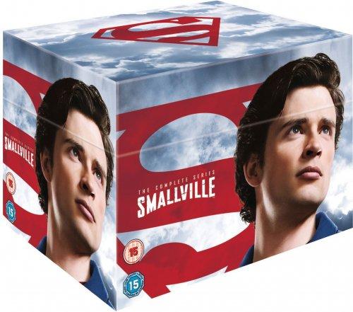 Smallville Complete Season 1-10 [DVD] - £38.95 @ Amazon