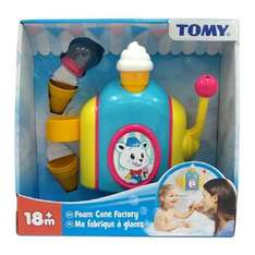 Tomy foam cone factory only £10.21 at Amazon (Prime or add £3.99)