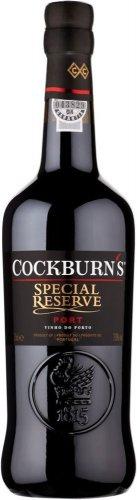 Cockburn's Special Reserve Port (75cl) was £12.00 now £8.00 (Rollback Deal) @ Asda & Morrisons