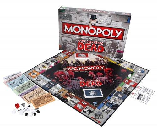 Walking Dead Monopoly £24.99 @ TkMaxx + FREE C+C wys £30+