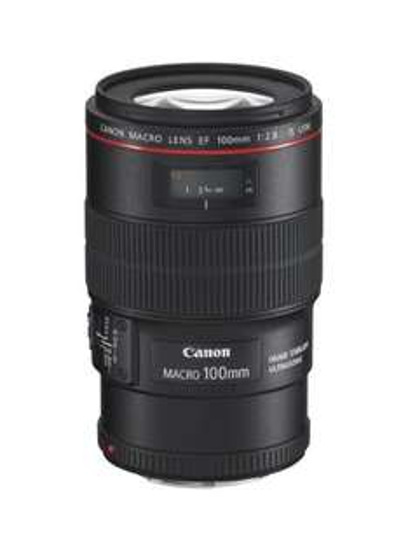 Canon EF 100mm f2.8L Macro IS USM Lens £373 @ Amazon (Prime exclusive)